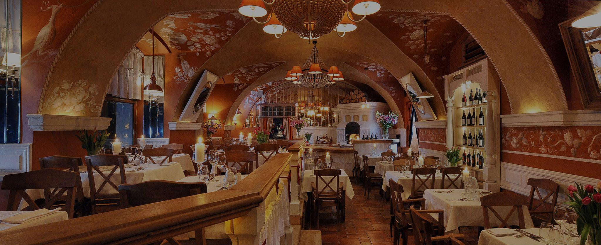 Miód Malina Restauracja Kraków Kuchnia Polsko Włoska W